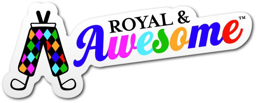 Look Awesome courtesy of Royal & Awesome! (1/3)
