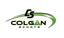 Colgan Sports 2012 Logo White