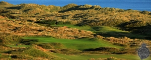 Valley course Portrush