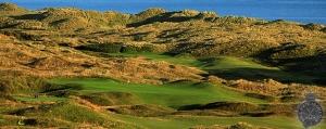 Valley course Portrush