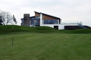 Limerick GC Clubhouse