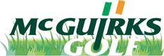 McGuirks Golf Logo