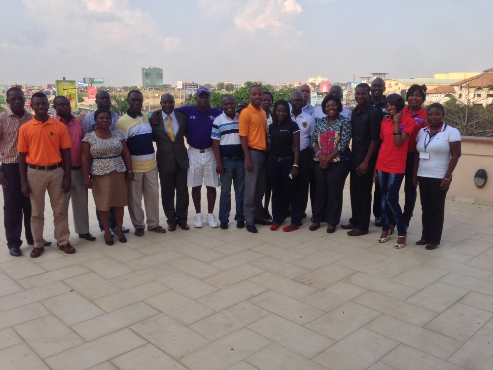 15 months in Ghana (2/6)