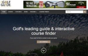 golfguide-website